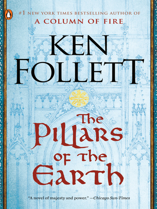 Title details for The Pillars of the Earth by Ken Follett - Wait list