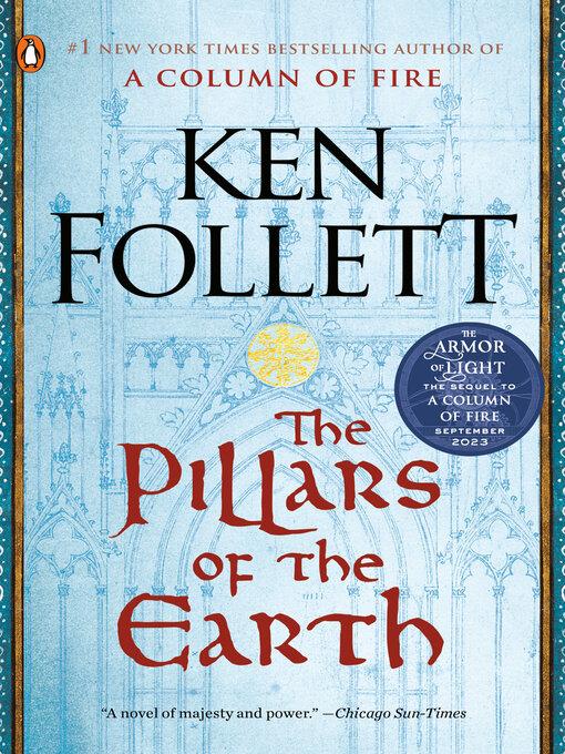 Title details for The Pillars of the Earth by Ken Follett - Wait list