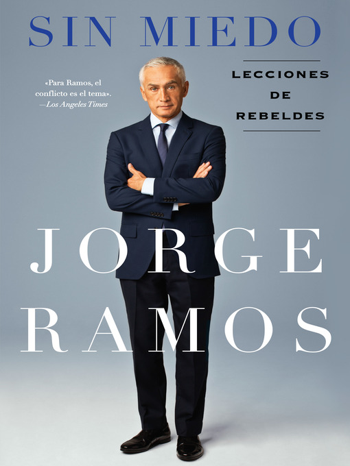 Title details for Sin Miedo by Jorge Ramos - Wait list