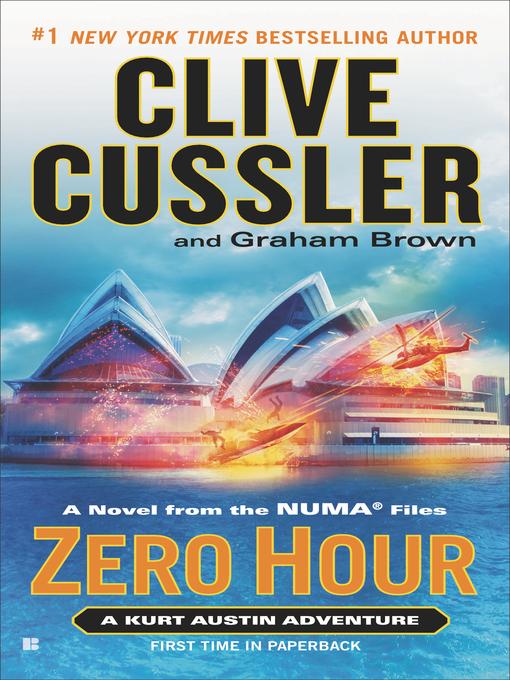 Title details for Zero Hour by Clive Cussler - Wait list