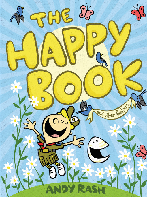Title details for The Happy Book by Andy Rash - Wait list