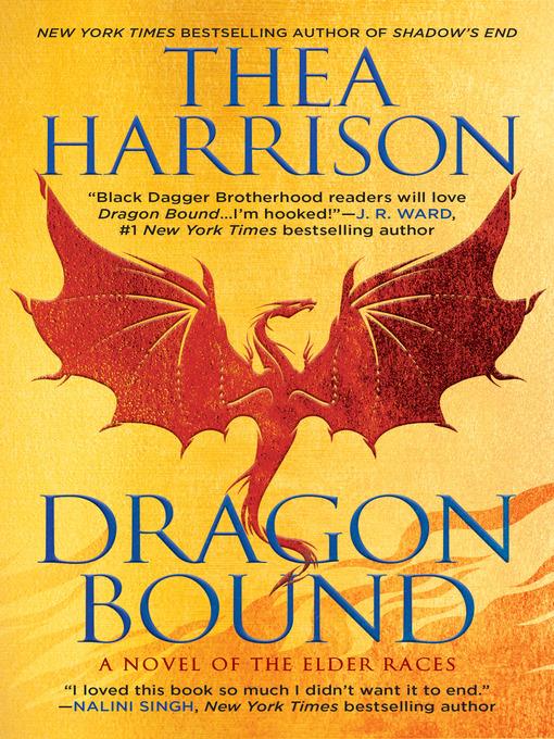 Title details for Dragon Bound by Thea Harrison - Wait list