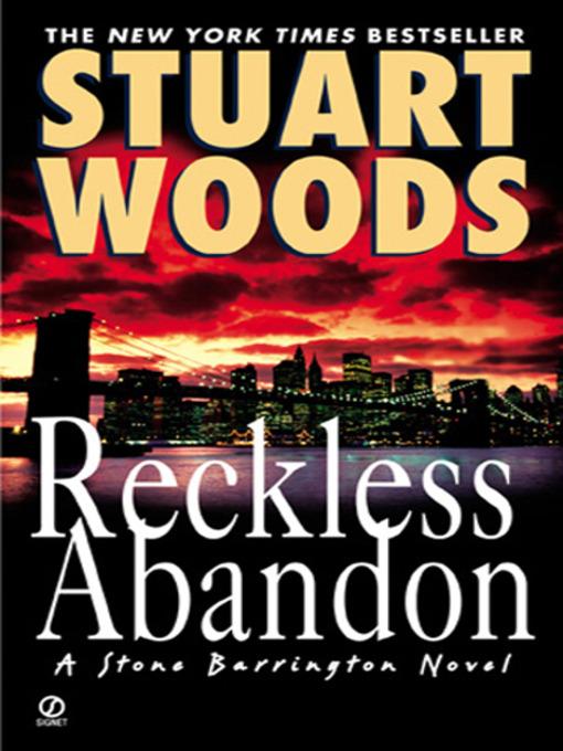Title details for Reckless Abandon by Stuart Woods - Wait list