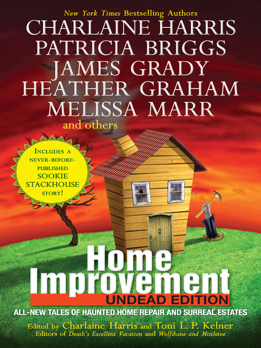 Title details for Home Improvement by Charlaine Harris - Available
