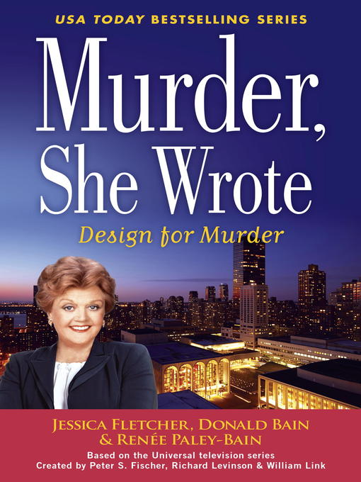 Title details for Design for Murder by Jessica Fletcher - Available