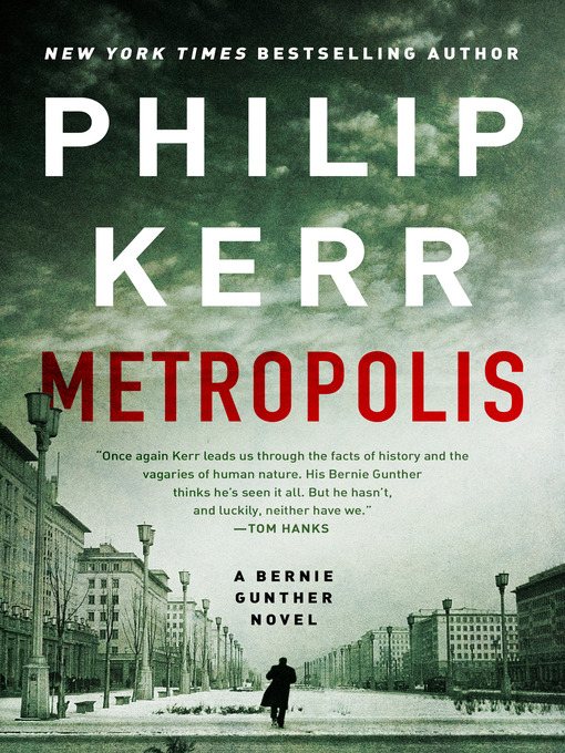 Title details for Metropolis by Philip Kerr - Available