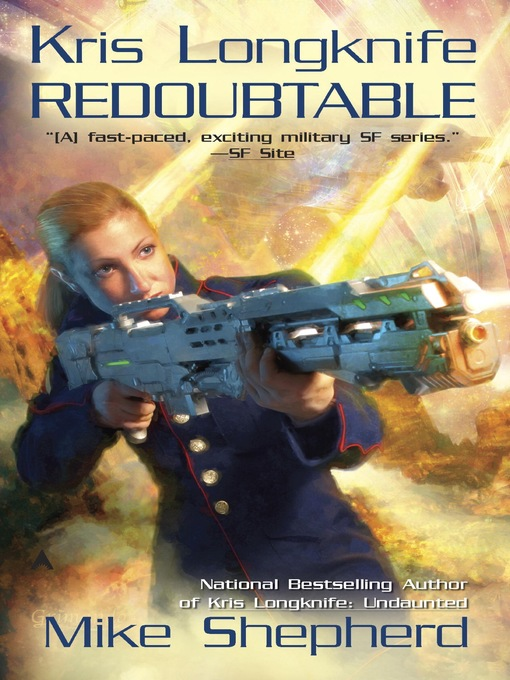 Title details for Redoubtable by Mike Shepherd - Wait list