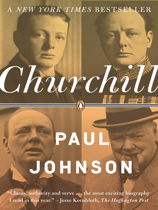 Title details for Churchill by Paul Johnson - Available