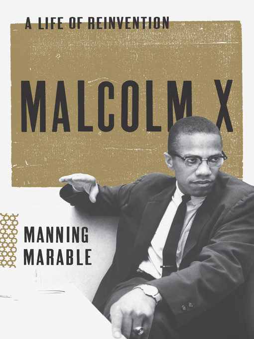 Title details for Malcolm X by Manning Marable - Wait list