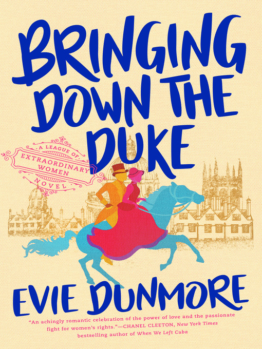 Title details for Bringing Down the Duke by Evie Dunmore - Wait list