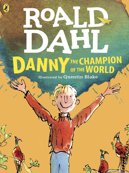 Cover of Danny the Champion of the World