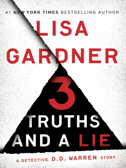 Title details for 3 Truths and a Lie by Lisa Gardner - Wait list