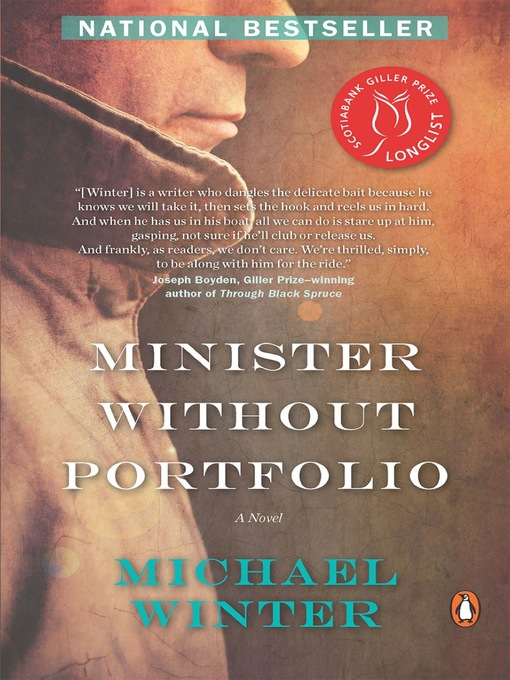Title details for Minister Without Portfolio by Michael Winter - Wait list