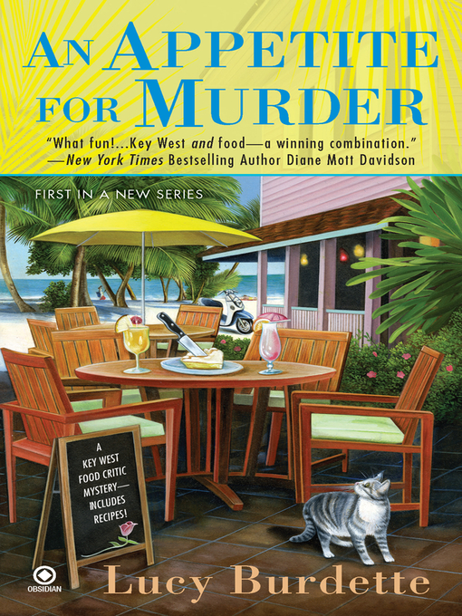 Title details for An Appetite For Murder by Lucy Burdette - Wait list