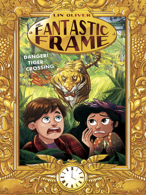 Title details for Danger! Tiger Crossing by Lin Oliver - Available