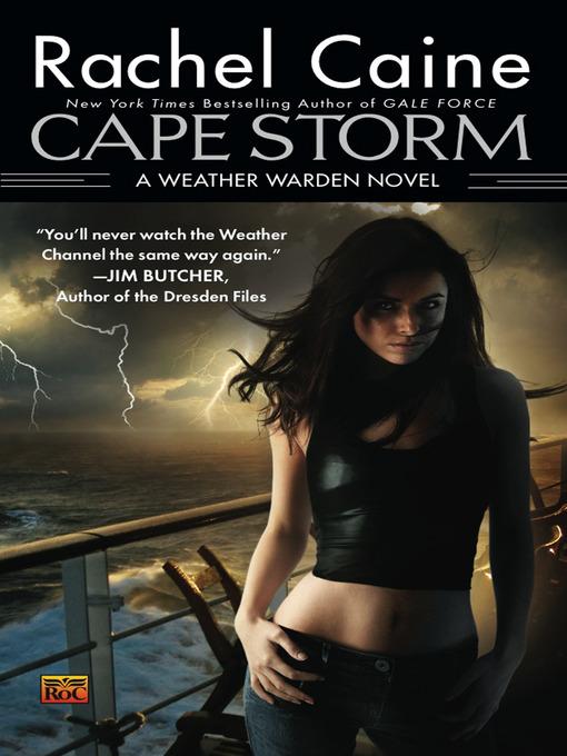 Title details for Cape Storm by Rachel Caine - Wait list