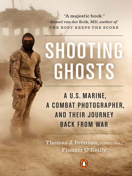 Title details for Shooting Ghosts by Thomas J. Brennan USMC (Ret.) - Available