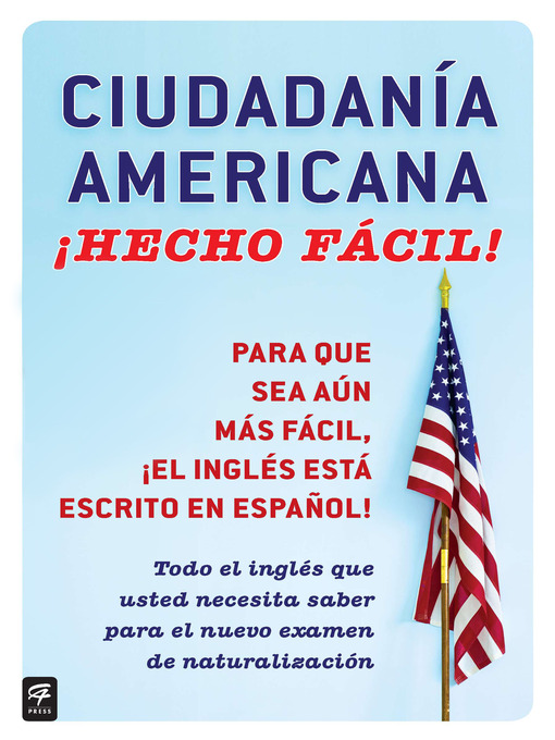 Title details for Ciudadania Americana Hecho Facil by Raquel Roque - Available