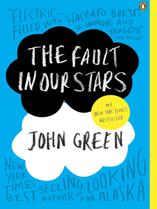 Title details for The Fault in Our Stars by John Green - Wait list