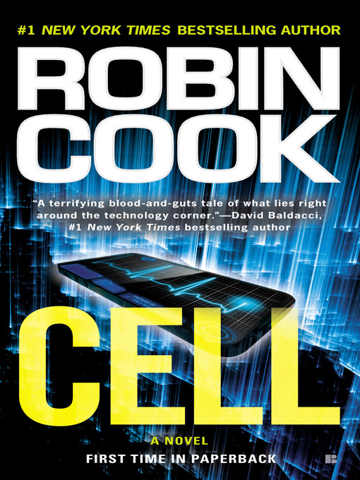 Title details for Cell by Robin Cook - Wait list