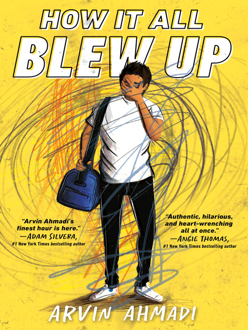 Title details for How It All Blew Up by Arvin Ahmadi - Available