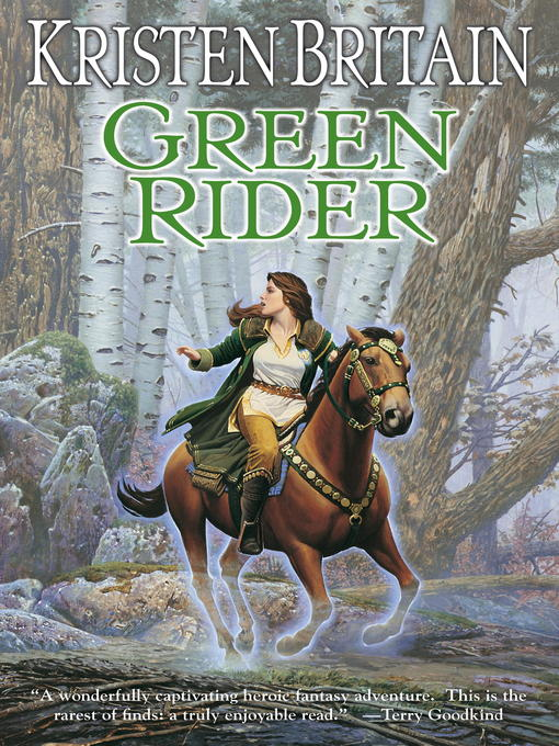Title details for Green Rider by Kristen Britain - Wait list