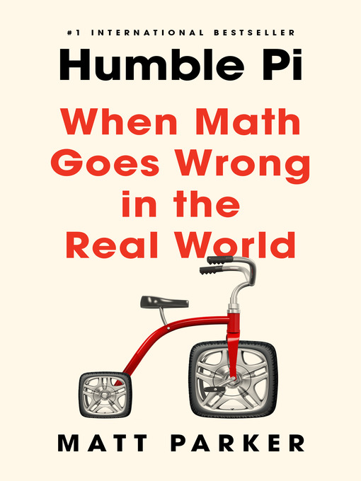 Title details for Humble Pi by Matt Parker - Available