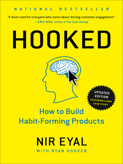 Title details for Hooked by Nir Eyal - Wait list