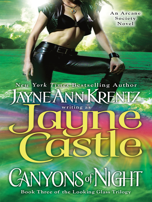 Title details for Canyons of Night by Jayne Castle - Wait list