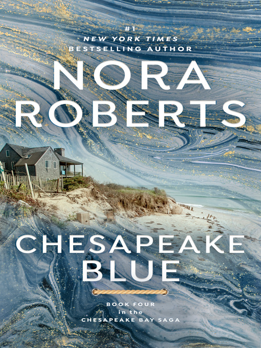 Title details for Chesapeake Blue by Nora Roberts - Wait list