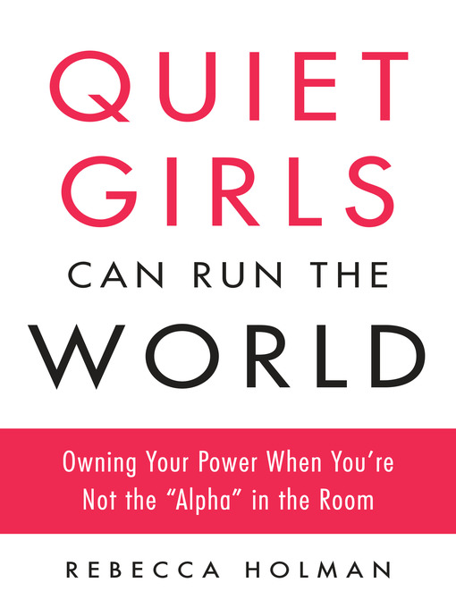 Cover of Quiet Girls Can Run the World