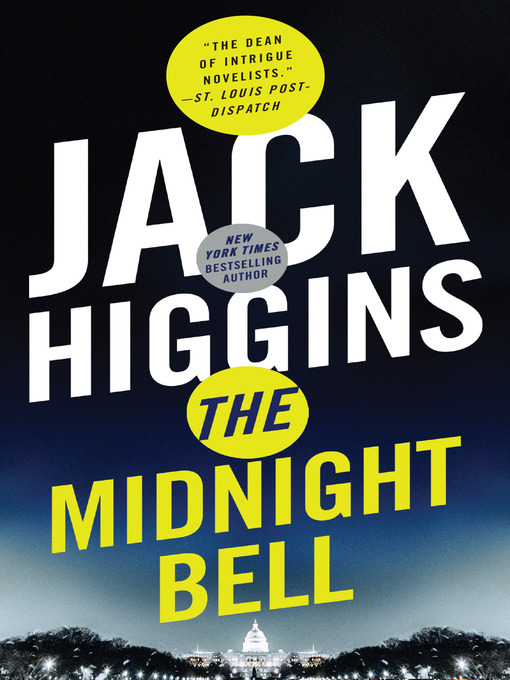 Title details for The Midnight Bell by Jack Higgins - Available