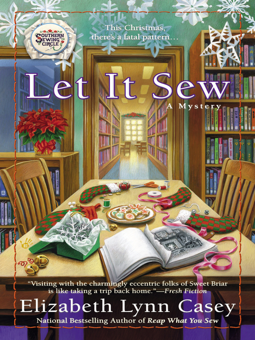 Cover of Let It Sew