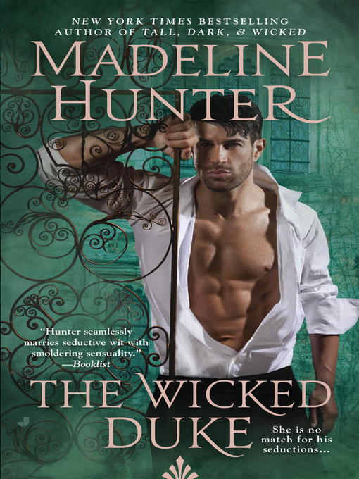 Title details for The Wicked Duke by Madeline Hunter - Available