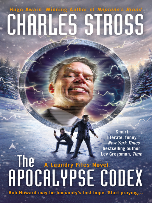 Title details for The Apocalypse Codex by Charles Stross - Available