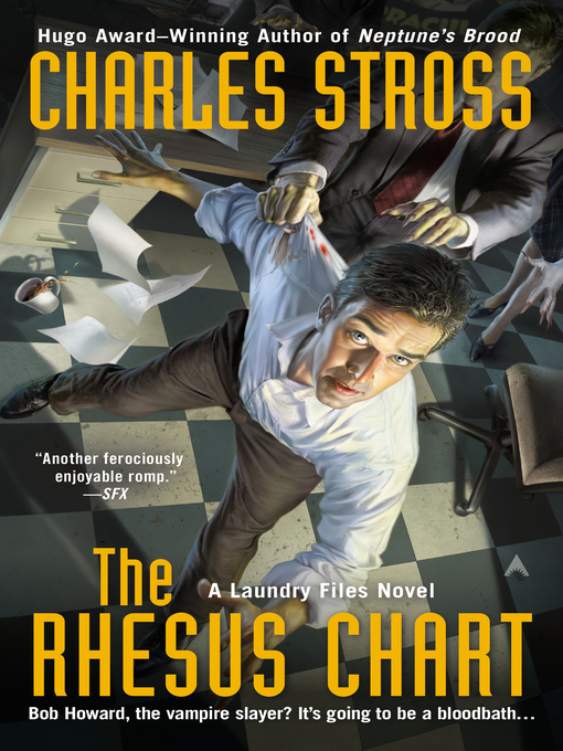 Title details for The Rhesus Chart by Charles Stross - Available