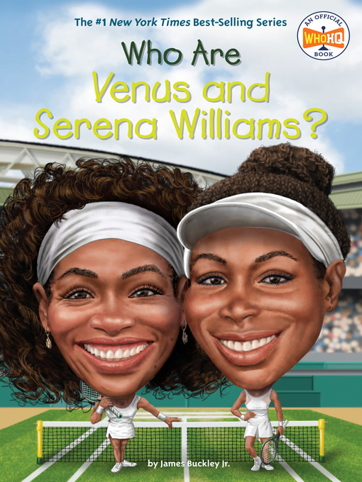 Cover of Who Are Venus and Serena Williams
