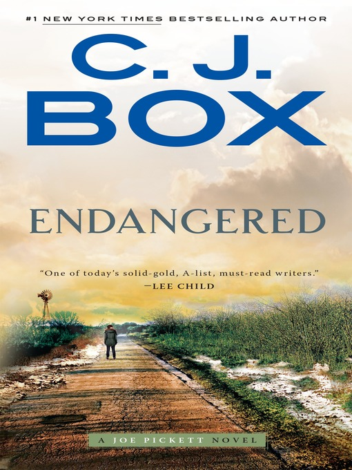 Title details for Endangered by C. J. Box - Wait list
