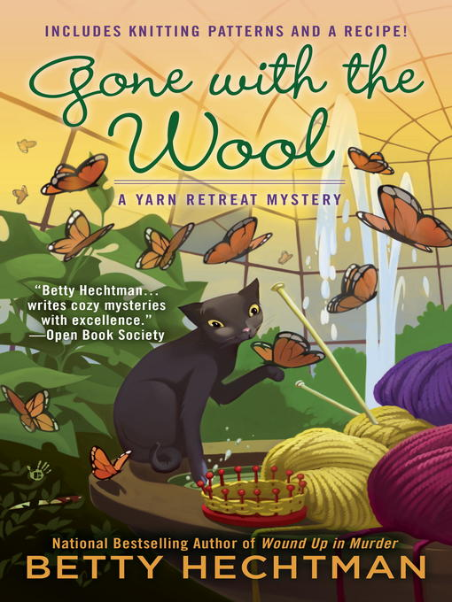 Title details for Gone with the Wool by Betty Hechtman - Available