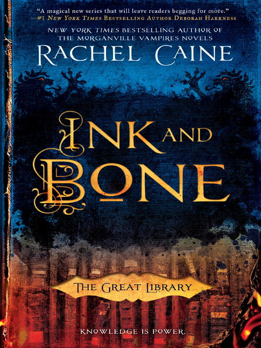 Title details for Ink and Bone by Rachel Caine - Wait list