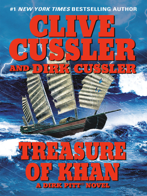 Title details for Treasure of Khan by Clive Cussler - Available