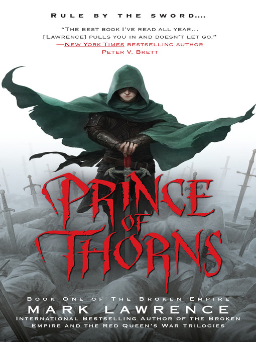 Title details for Prince of Thorns by Mark Lawrence - Available