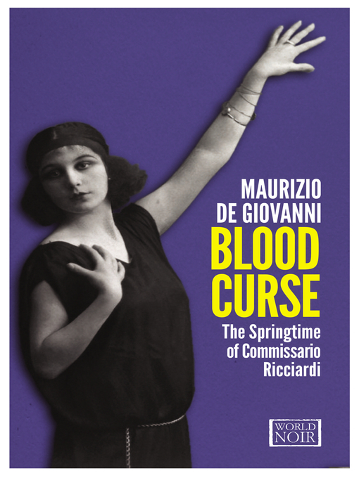 Cover of Blood Curse