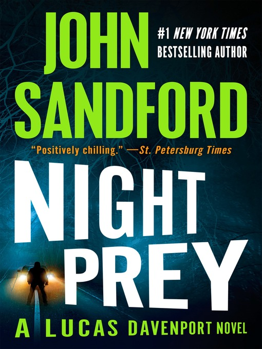 Title details for Night Prey by John Sandford - Available