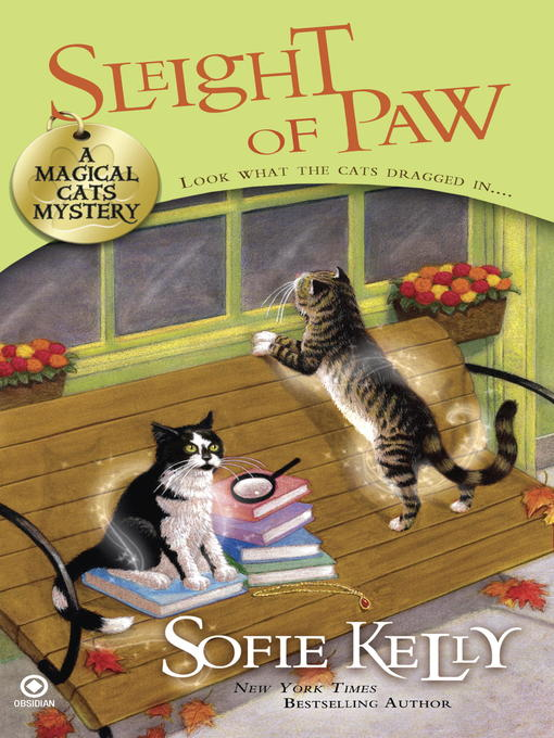 Title details for Sleight of Paw by Sofie Kelly - Wait list