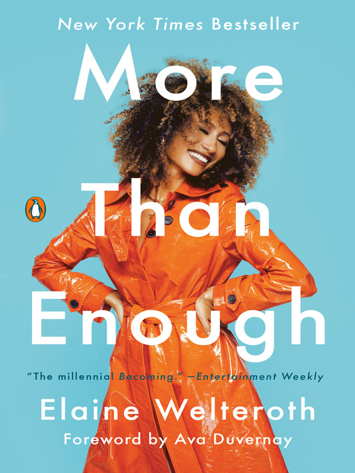 Title details for More Than Enough by Elaine Welteroth - Available