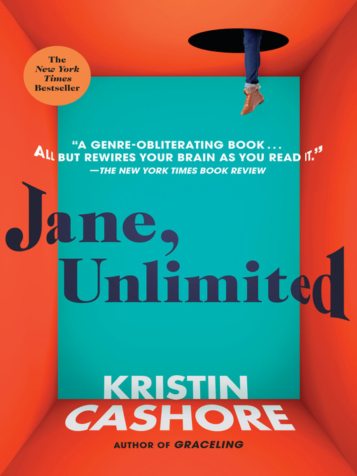 Title details for Jane, Unlimited by Kristin Cashore - Wait list