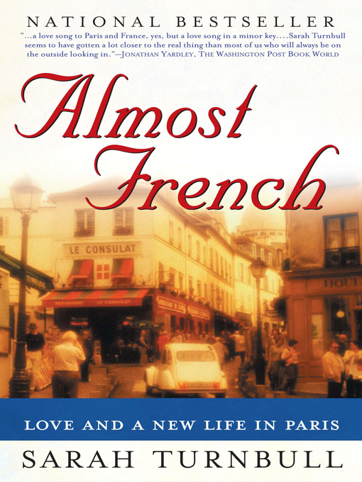 Cover of Almost French