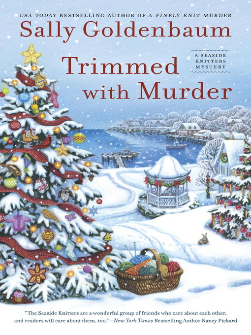 Title details for Trimmed With Murder by Sally Goldenbaum - Wait list