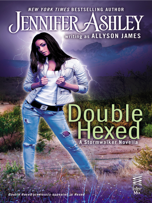 Title details for Double Hexed by Allyson James - Available